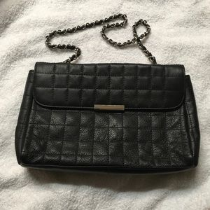 Pamela McCoy Collections Quilted Leather Bag